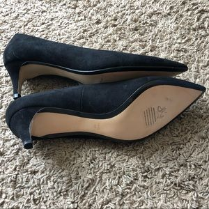 Zara Shoes - NWT Mango kitten heel pump